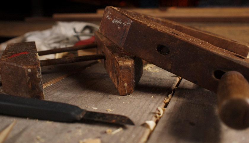 houtbewerker