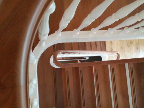 Renovatie trappenhuis